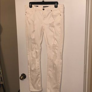 The Thompson tomboy waist &length 27 vigoss jeans
